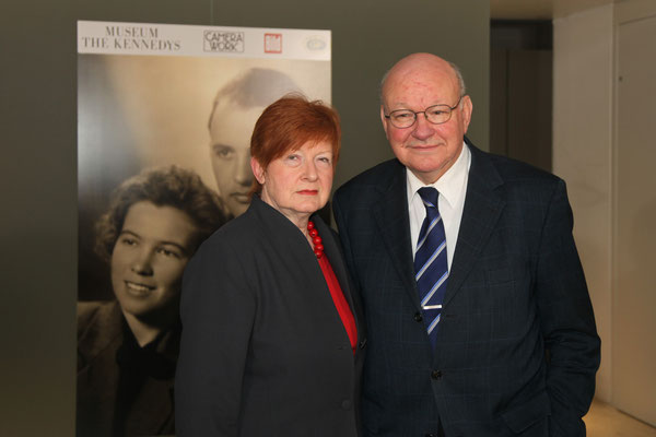 Anna and Walter Momper (Governing Mayor of Berlin 1989–1991)