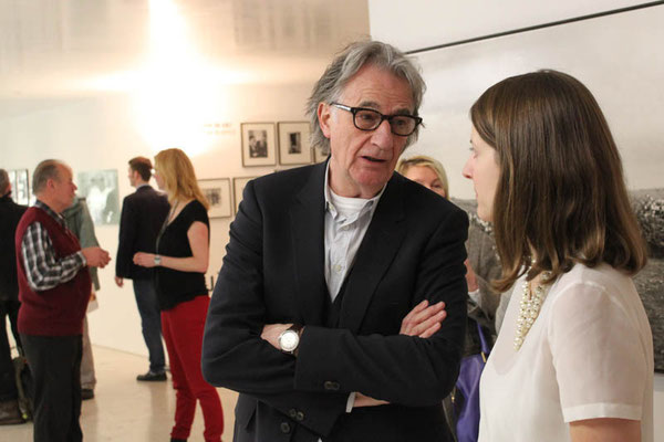 Sir Paul Smith, Alina Heinze (Director of the Museum THE KENNEDYS)