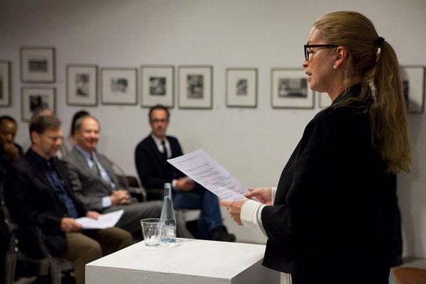 Ute Hartjen, Vorstand CAMERA WORK AG  © John Self, U.S. Embassy Berlin