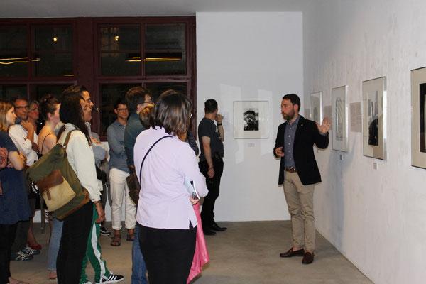 Kuratorenführung »Eyewitness: Steve Schapiro und die Bürgerrechtsbewegung« mit Felix Tauche (Museum THE KENNEDYS)