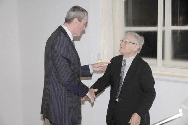 US-Botschafter Philip Murphy, Steve Schapiro