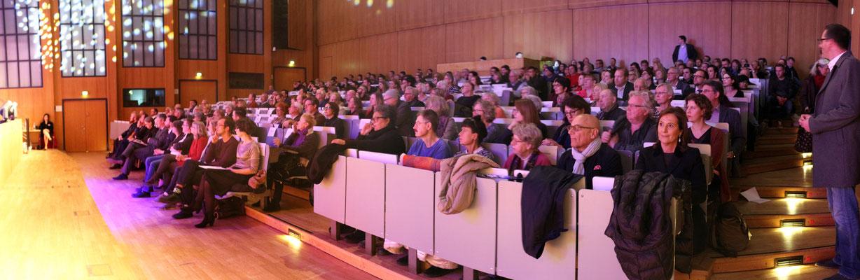 Eröffnungsfeier in der Aula der Universität zu Köln