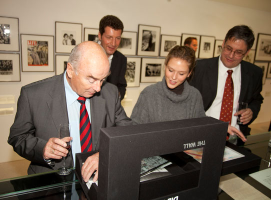 Jörg Schönbohm, ehem. Innenminister des Landes Brandenburg