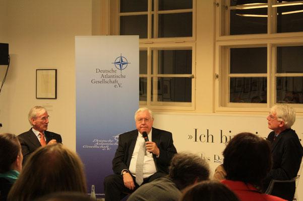 John Kornblum · ehemaliger US-Botschafter für Deutschland von 1997–2001