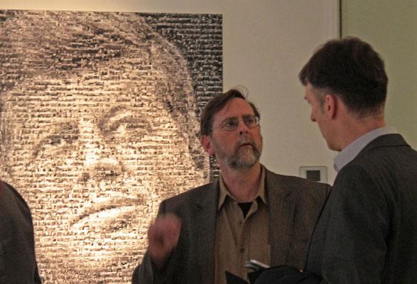 Steven Hill, American Academy Fellow