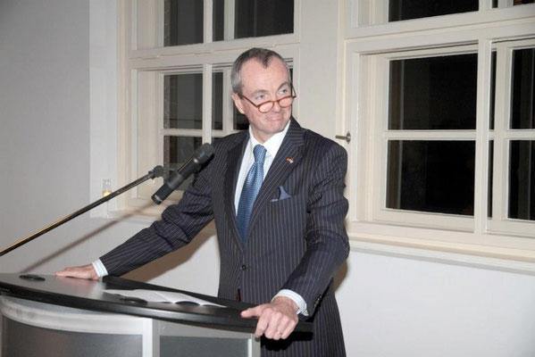 US Ambassador Philip Murphy