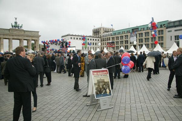 at Pariser Platz