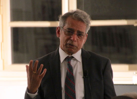Prof. Dilip Gaonkar