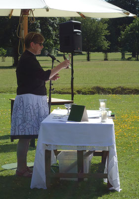 """This is my blood, shed for you"""