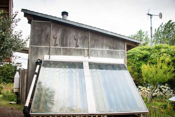 eau chaude solaire - solar hot water