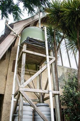 rainwater tanks - citerne d'eau de pluie