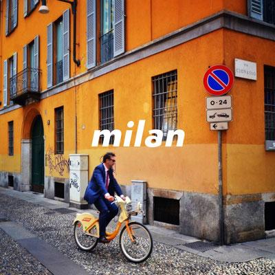 milan milano mailand italien