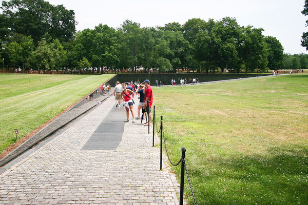 Washington DC - Vietnam Wall