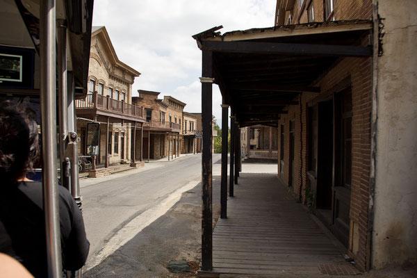 Universal Studios - Western Town