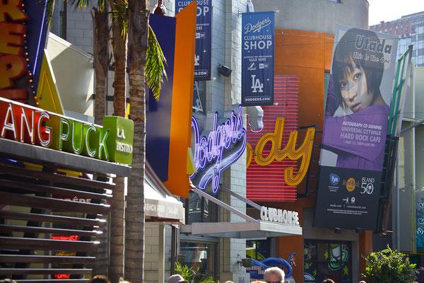 Universal Studios - Citywalk
