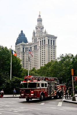New York City - Firefighters