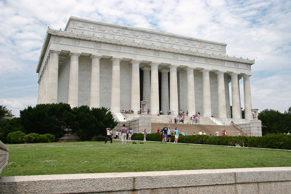 Washington DC - Lincoln Memorial