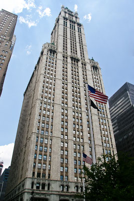 New York City - Woolworth Building