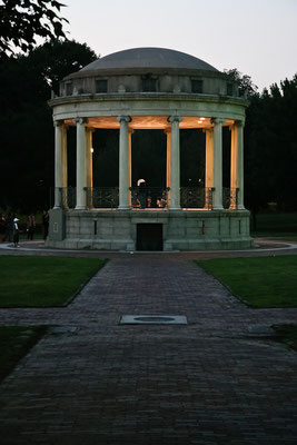 Boston - Bandstand of Boston Common