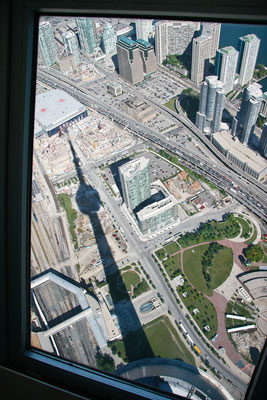 Toronto - From CN Tower