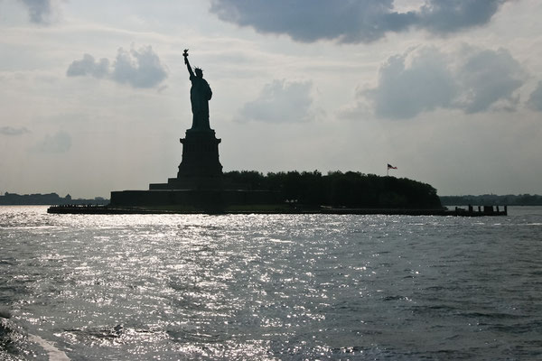 New York City - Liberty Island