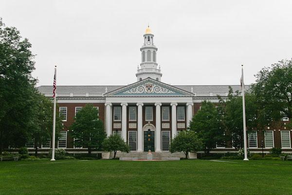 Boston - Harward University