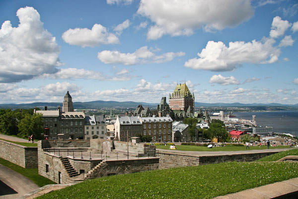 Quebec City - Citadelle
