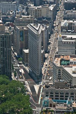 New York City - Flat Iron Building
