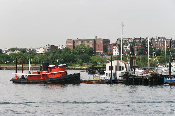 Boston - Harbor