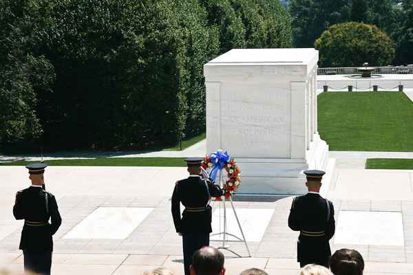 Washington DC - Arlington Cimetery - Unknown Soldier