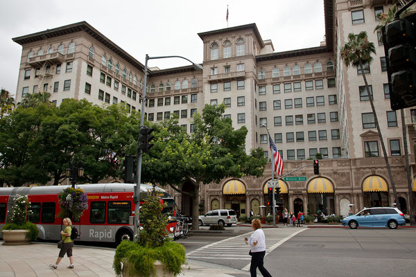 Beverly Wilshire Hotel (from Pretty Woman)