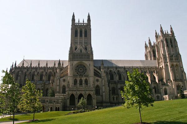 Washington DC - Cathedral
