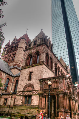 Boston - Trinity Church