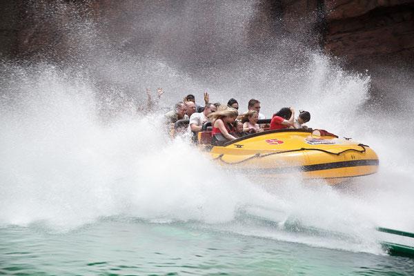 Universal Studios - Splash