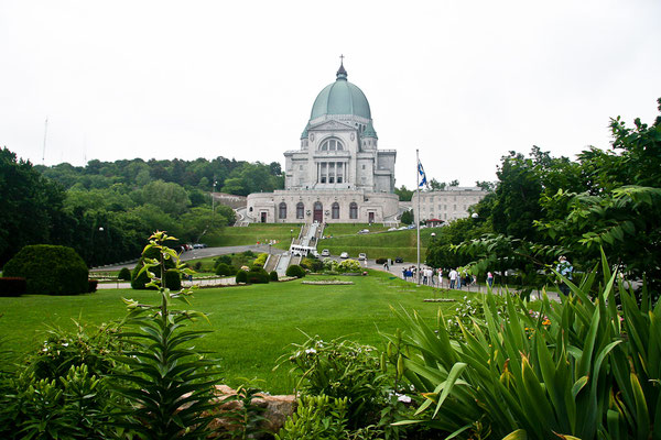 Montreal - St Joseph Church
