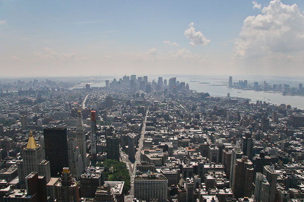 New York City - From Empire State Building