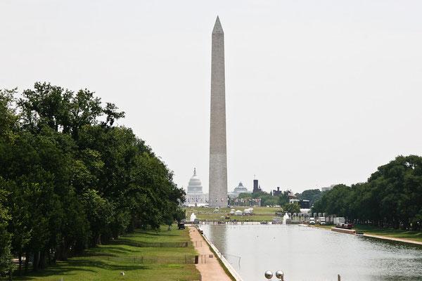 Washington DC - The Mall