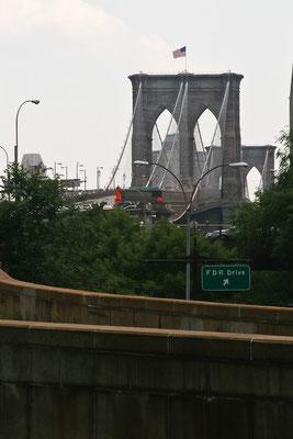 New York City - Brooklin Bridge