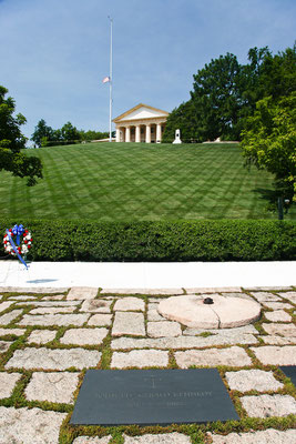 Washington DC - Arlington - JFK Grave