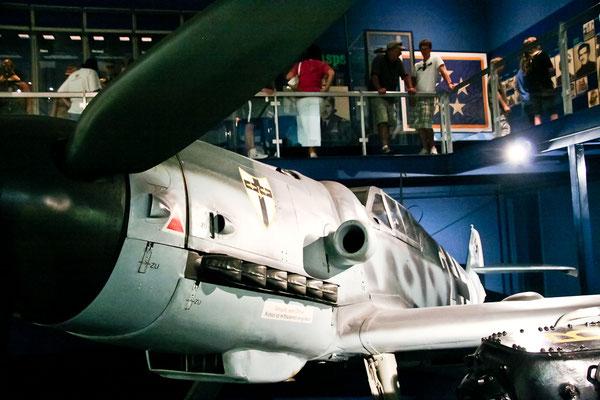 Washington DC - Smithonian - Original WW2 Airplane