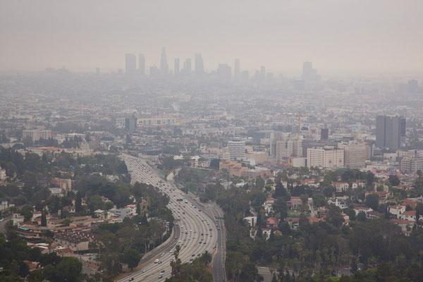 LA in the Mist