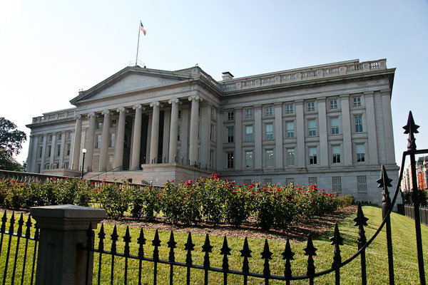 Washington DC - Ministry of Finance