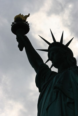 New York City - Staue of Liberty