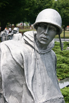 Washington DC - Korea Memorial