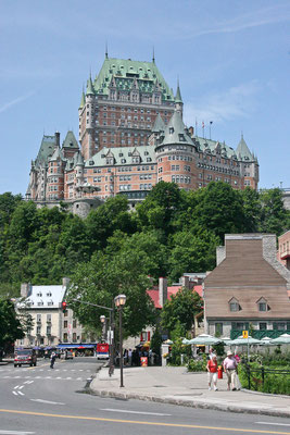 Quebec City - Fairmont Hotel