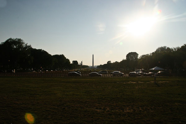 Washington DC - The Mall