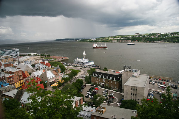 Quebec City - The Bay