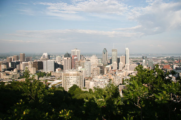 Montreal - From Mont Real