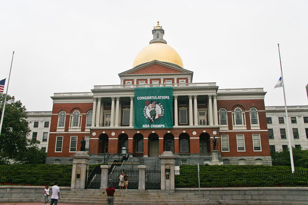Boston - State House