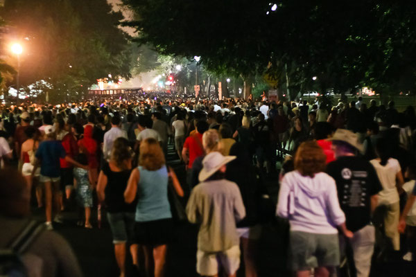 Washington DC - 4th of July